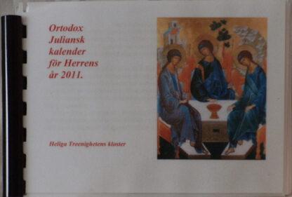 Ortodox juliansk kalender