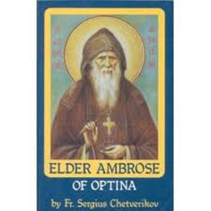 Starets Ambrose av Optina